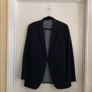 Banana Replublic Mens Wool Blazer